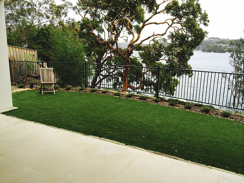 Seaforth landscaping project by NBG Landscapes