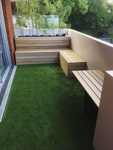 Bondi landscaping project by NBG Landscapes