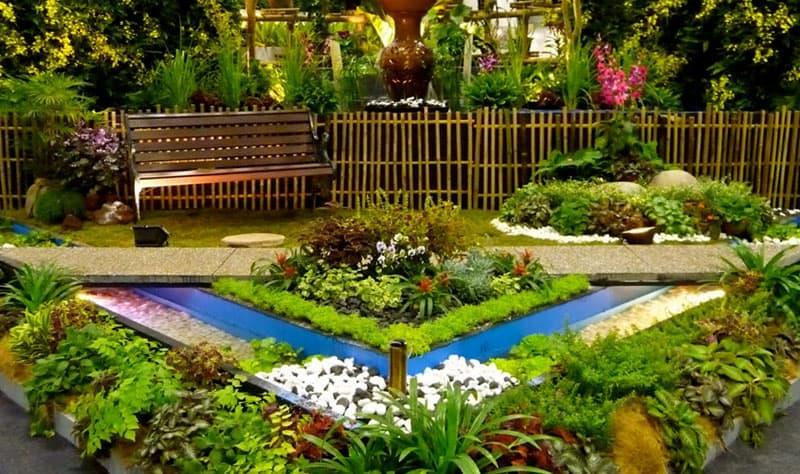 complete garden landscape makeover in Mosman