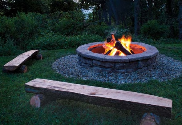 fire pit landscaping ideas sydney