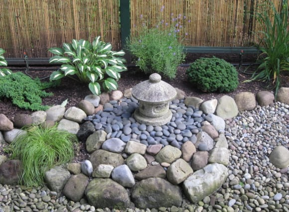 Landscaping Ideas Sydney on Backyard Rocks  id=28366