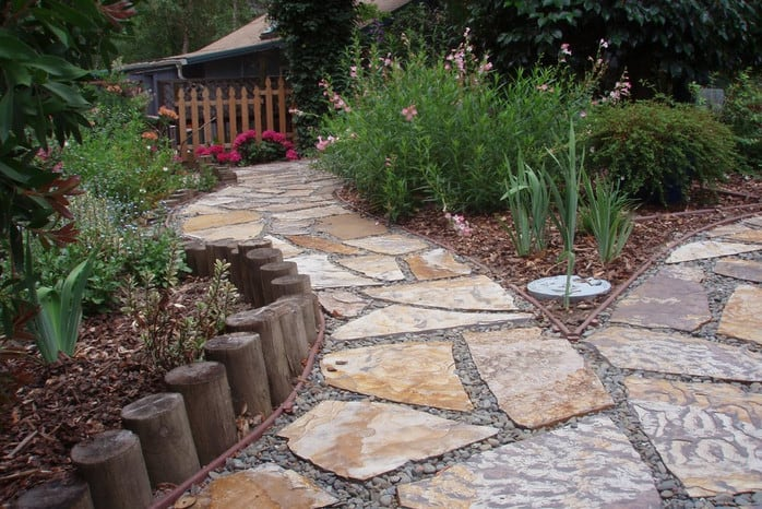 garden pathway design ideas