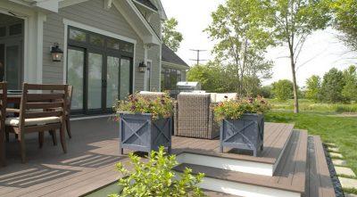 landscape design for better tenant safety