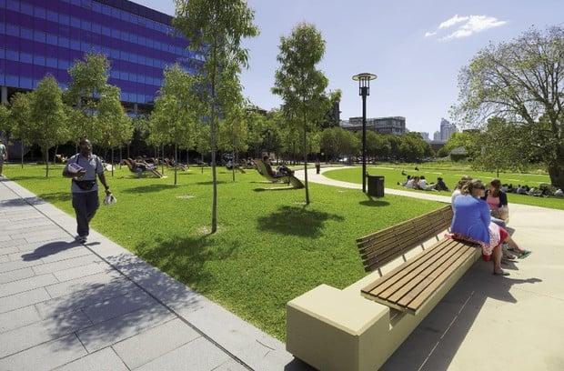 landscape design university sydney