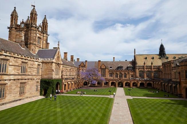 study at the university of sydney