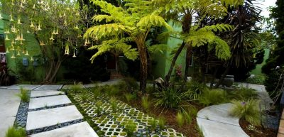 sustainable landscape in Sydney