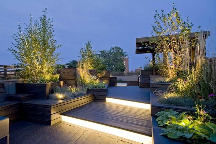 Terrace Landscaping Ideas