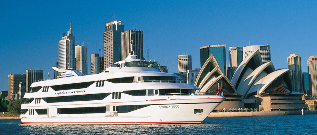 Captain Cook Cruise Sydney