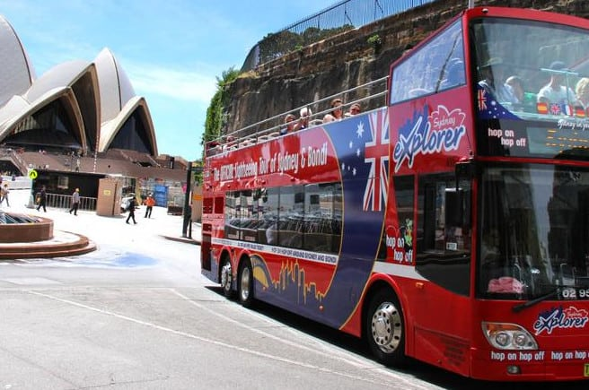 Hop On Bus Tours Sydney