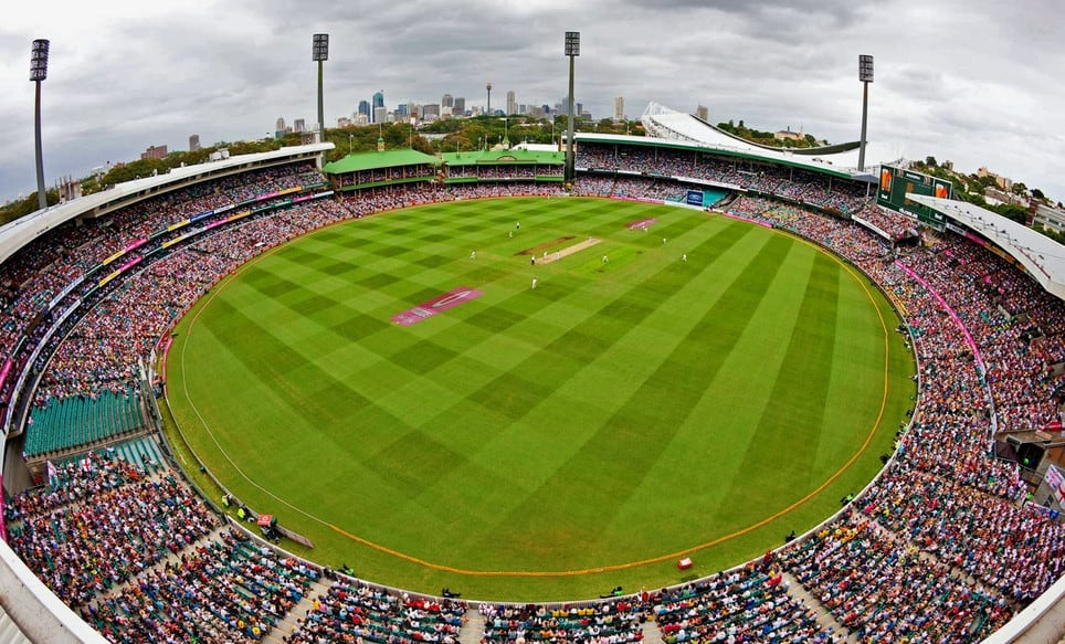 Sydney Cricket Ground SCG