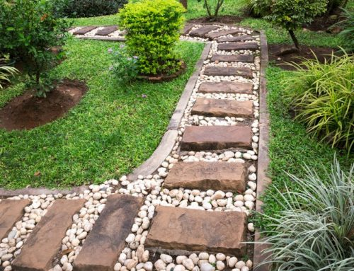 How to Personalize a Garden Walkway