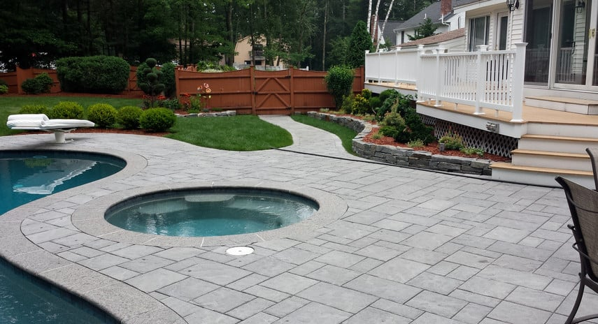 hardscape landscaping in seaforth NSW