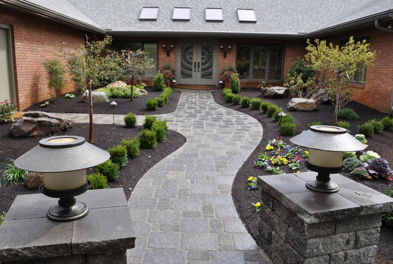 lawn care hardscaping in Sydney