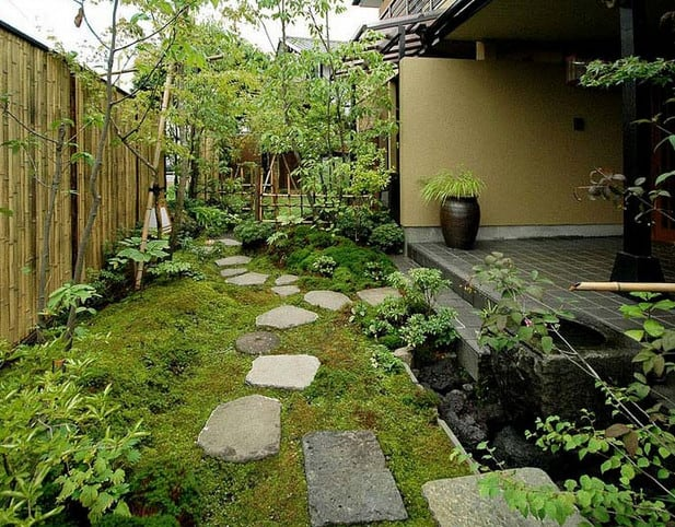 zen garden design ideas
