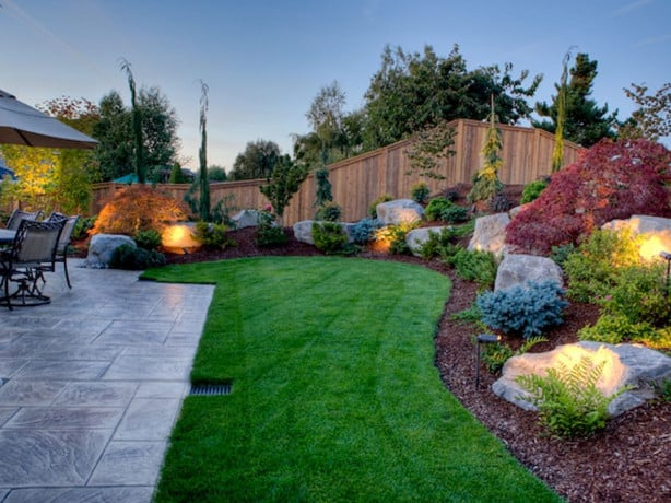 budet langscaping projects by NBG Landscapes