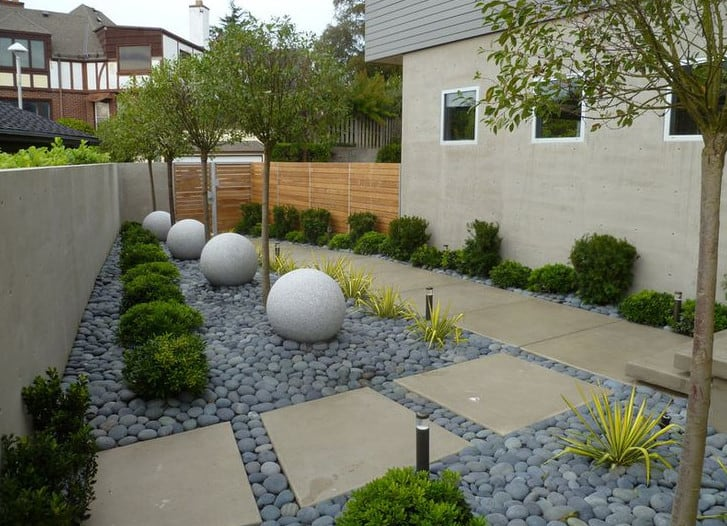 48 Ideas For Landscaping With Gravel Cool Gravel Garden Design