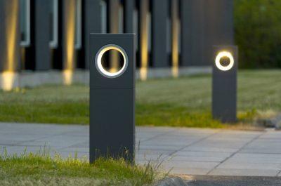 LED light bulbs for the yard