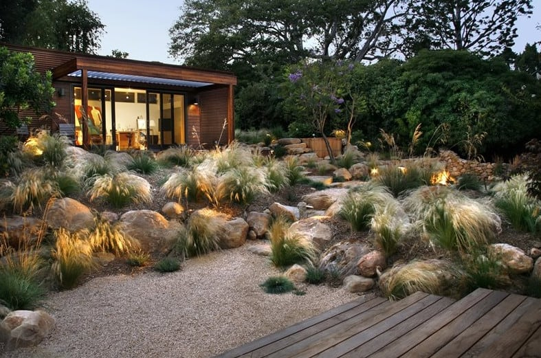 boulder xeriscaping designs