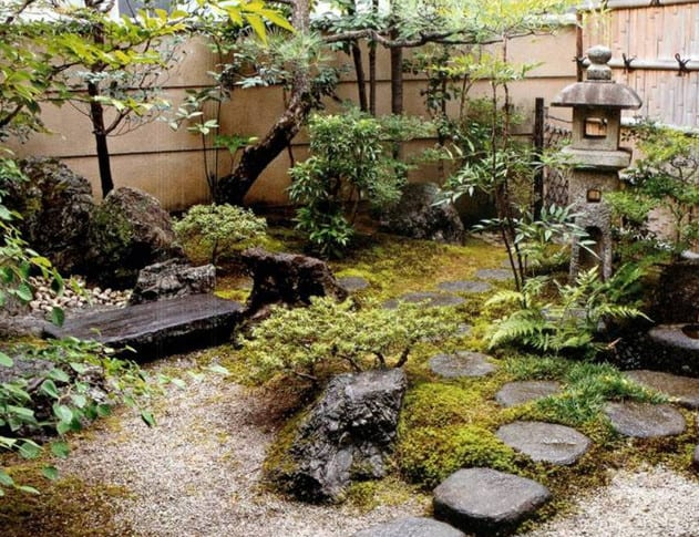 How To Build A Rock Garden | Garden Landscaping Ideas in ...