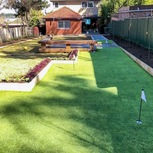 Abbotsford landscaping project 9