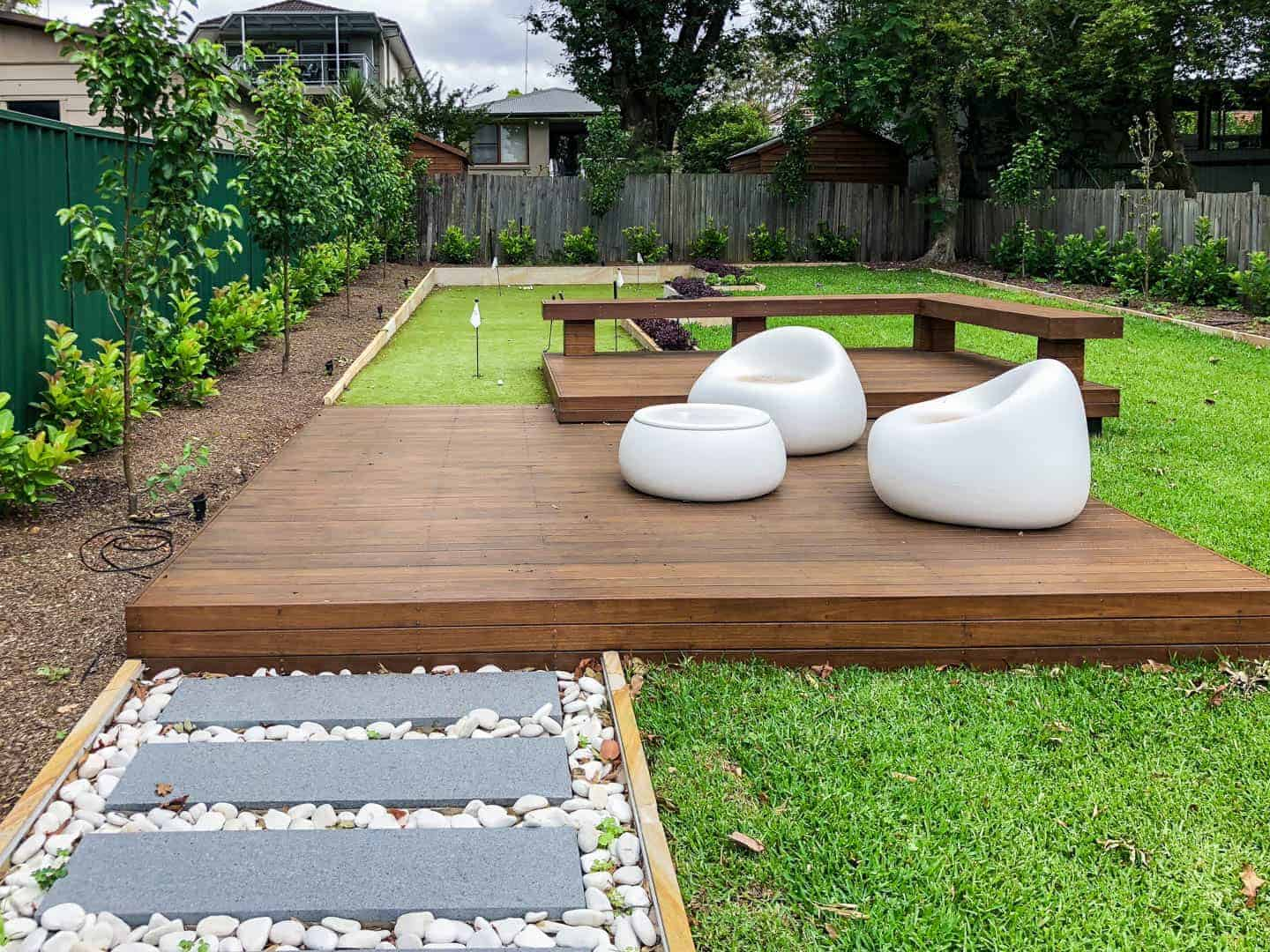 Abbotsford landscaping project 2