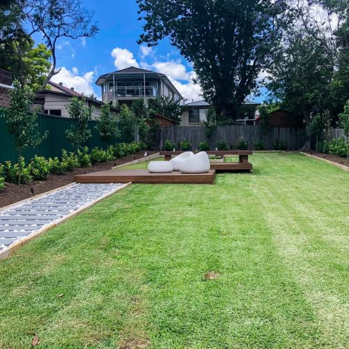 Abbotsford landscaping project 5