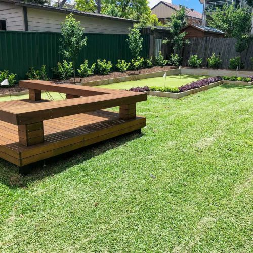 Abbotsford landscaping project 6