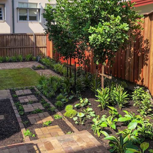Balmoral landscaping project 4