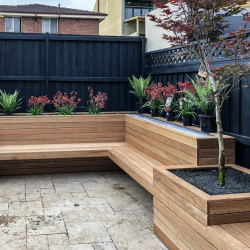 Glebe landscaping project 3