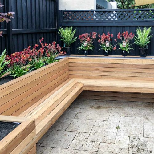 Glebe landscaping project 4