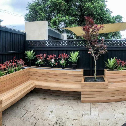 Glebe landscaping project 6