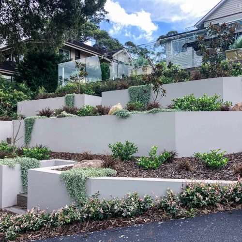 Greenwich landscaping project 25