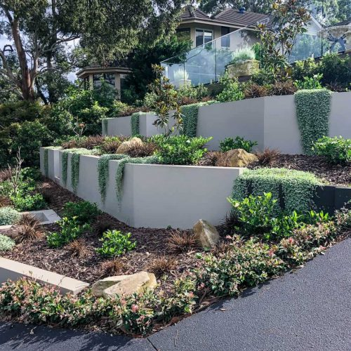 Greenwich landscaping project 26