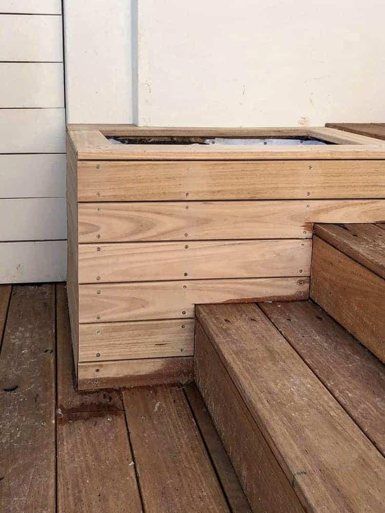 Planter boxes 4