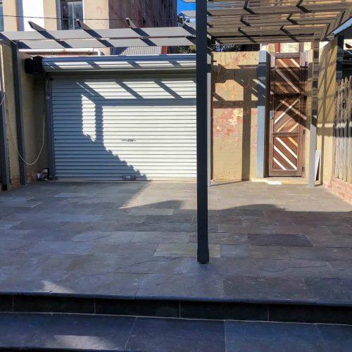 Redfern carport project 4