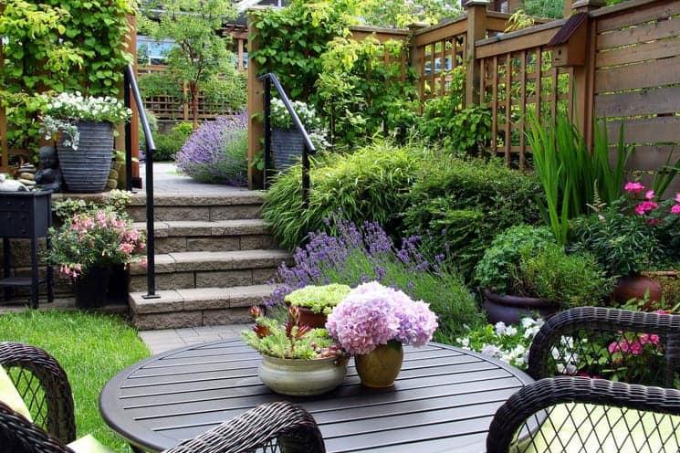 small beautiful garden ideas on a budget