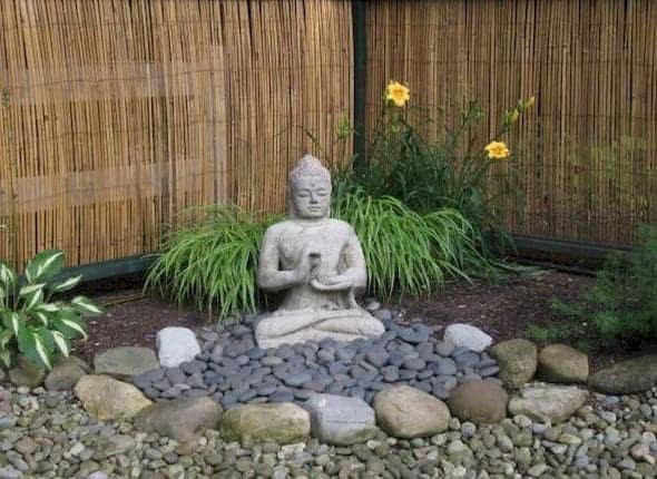 zen meditation garden ideas