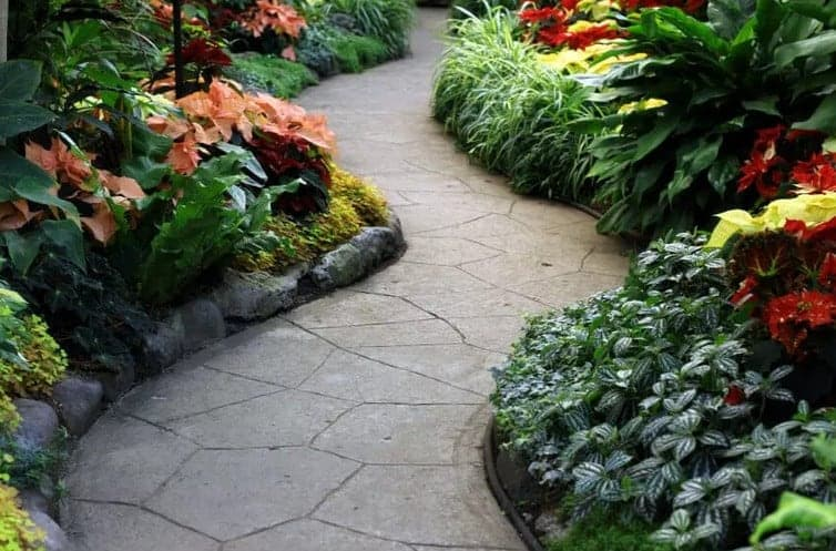 beautiful garden walkway landscaping ideas