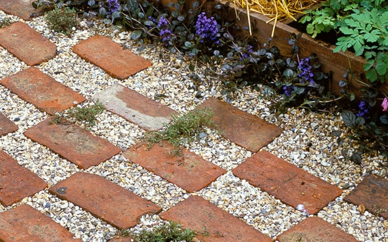 brick pathway design ideas